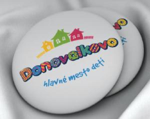 biele odznaky Donovalkova