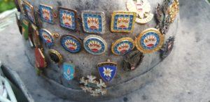 odznaky z Donovalkova